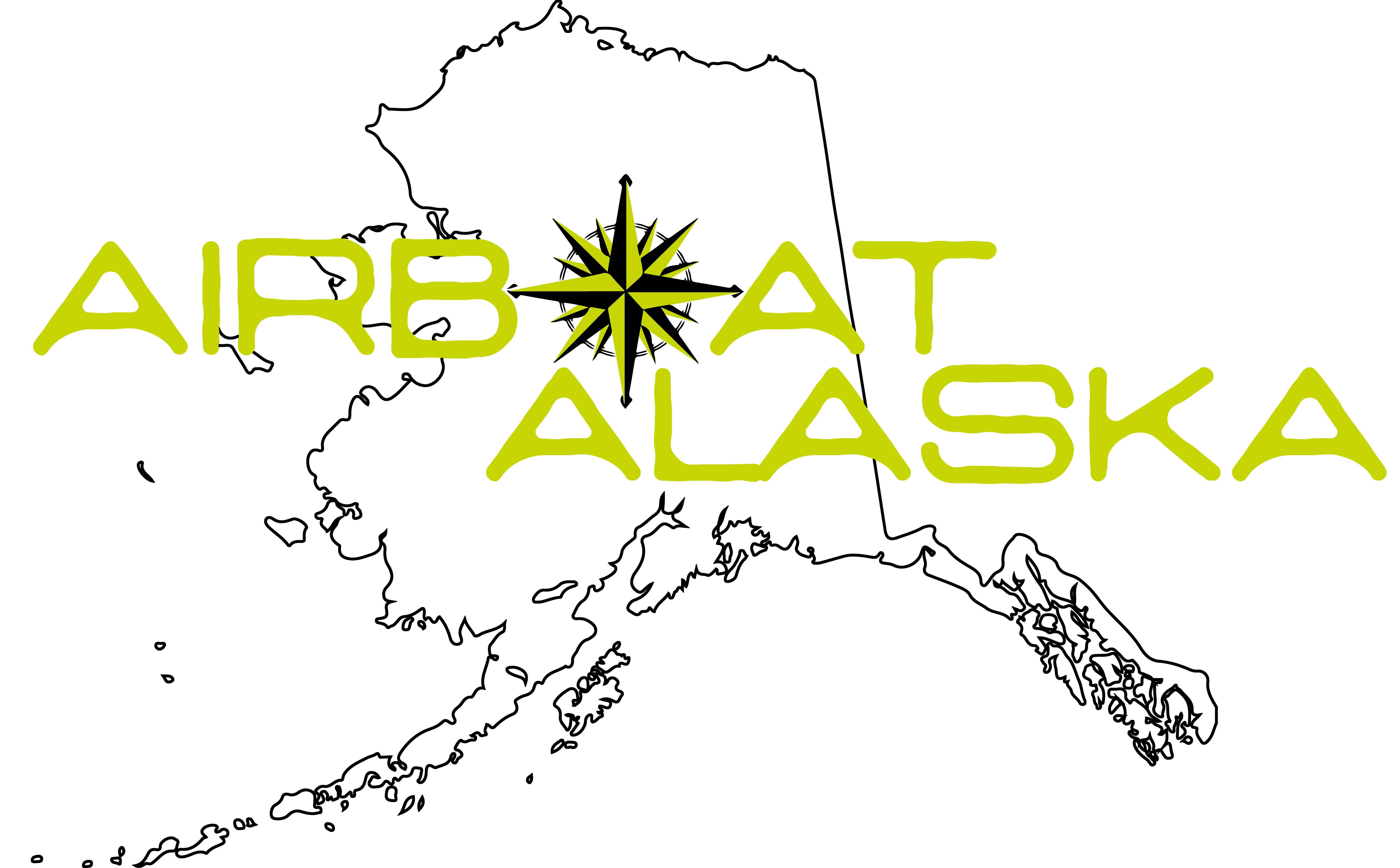 Airboat Alaska Logo